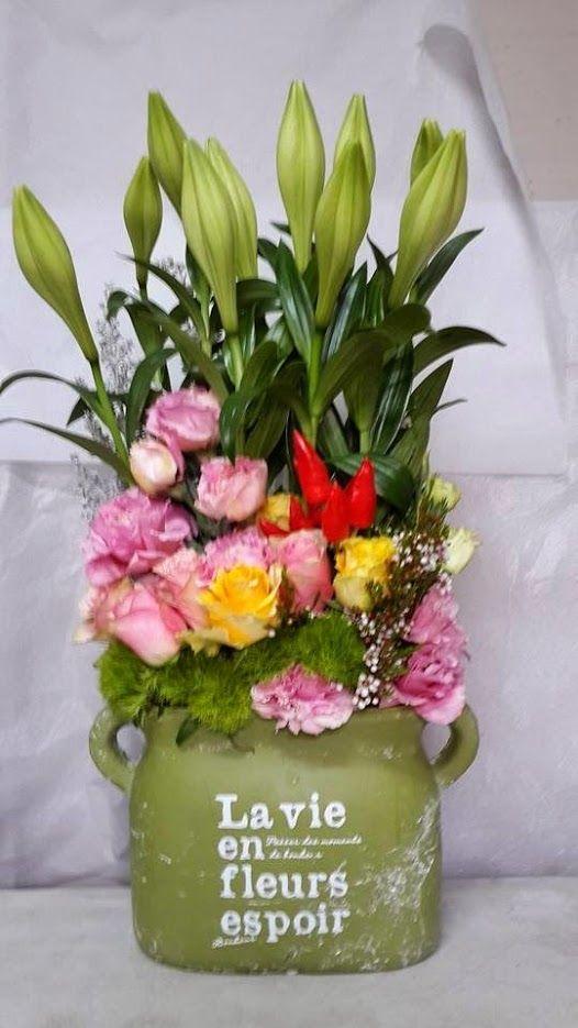 פרחים קיבוץ גבעת השלושה