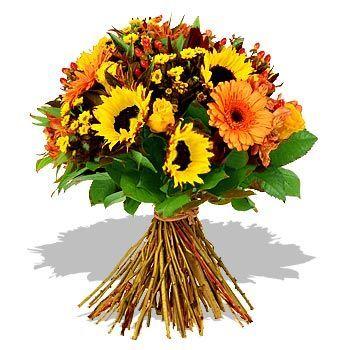 פרחים בתחפושת כל השנה