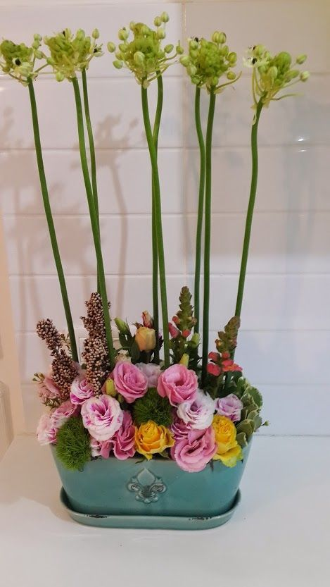 פרחים קיבוץ אייל