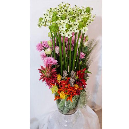 סידור פרחים x