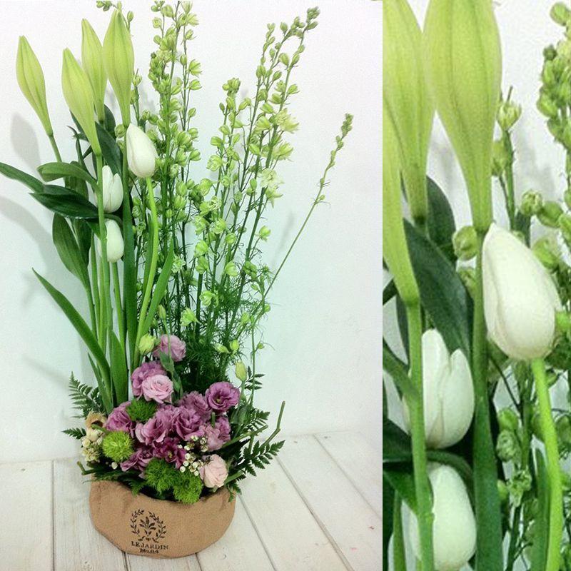 פרחים הילטון