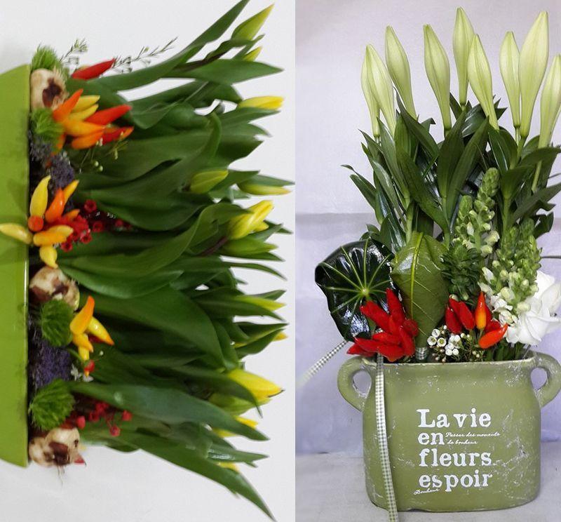 פרחים פאנג שואי
