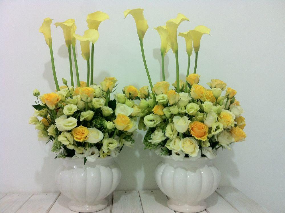 פרחים בתל מונד