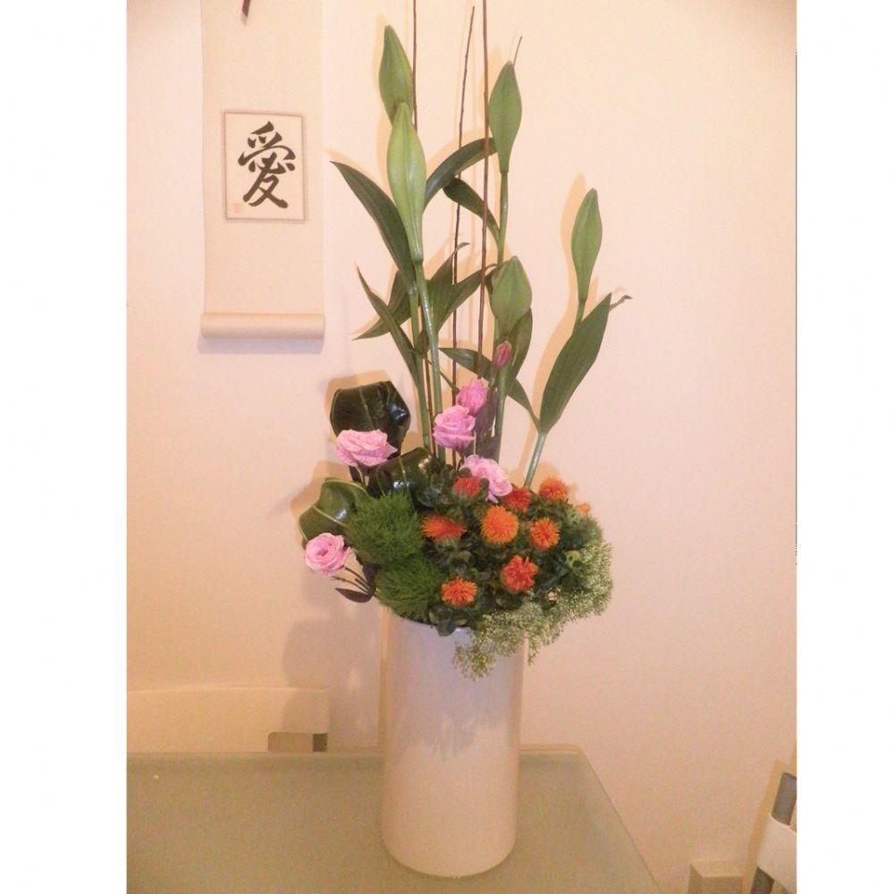 סידור פרחים שושן