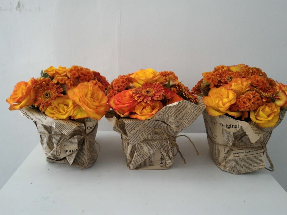 פרחים ניר אליהו