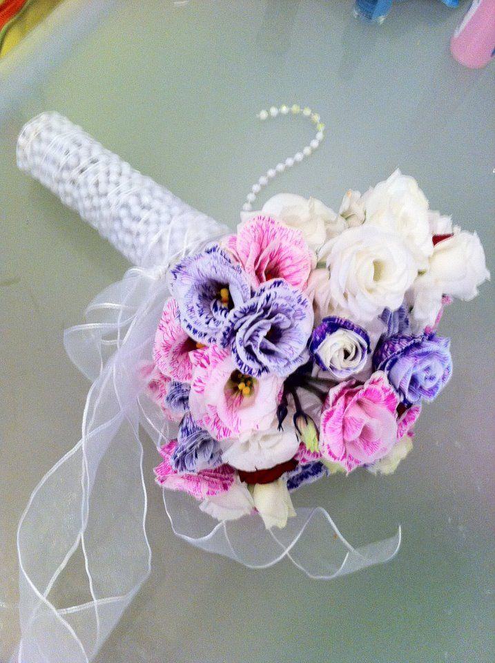 זר פרחים מדהים בדרך אלייך