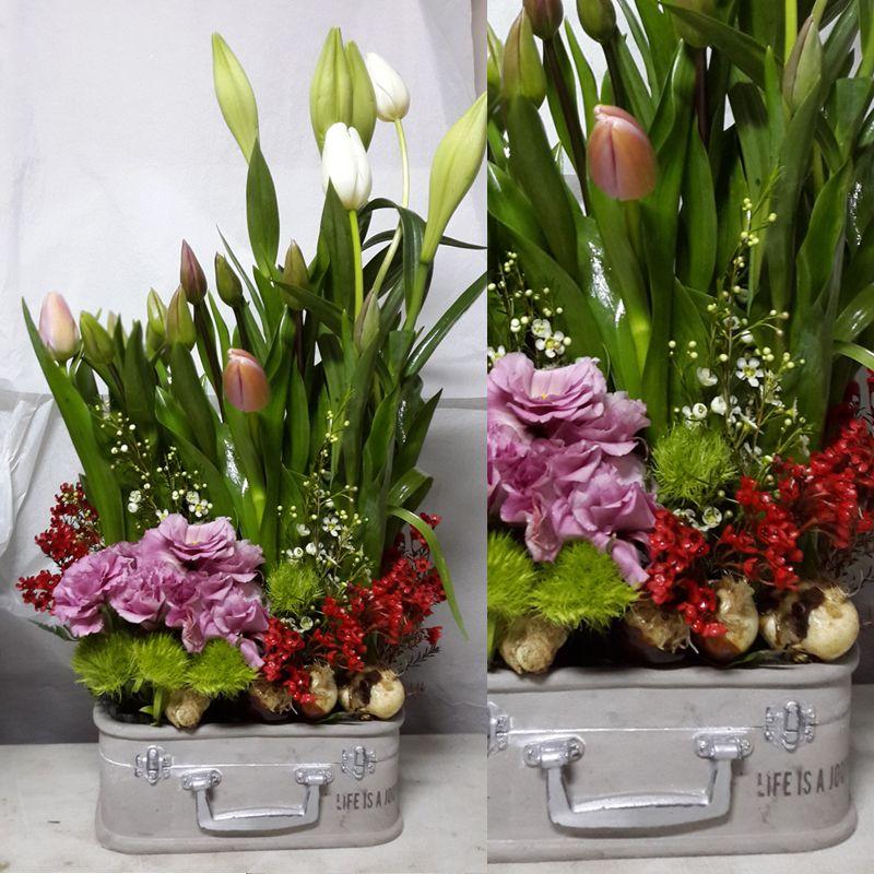 פרחים לעסקים