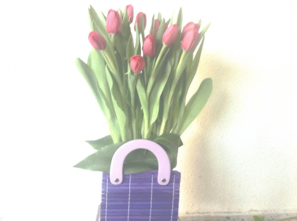 כיצד פרחים יעשו לך או לך את היום