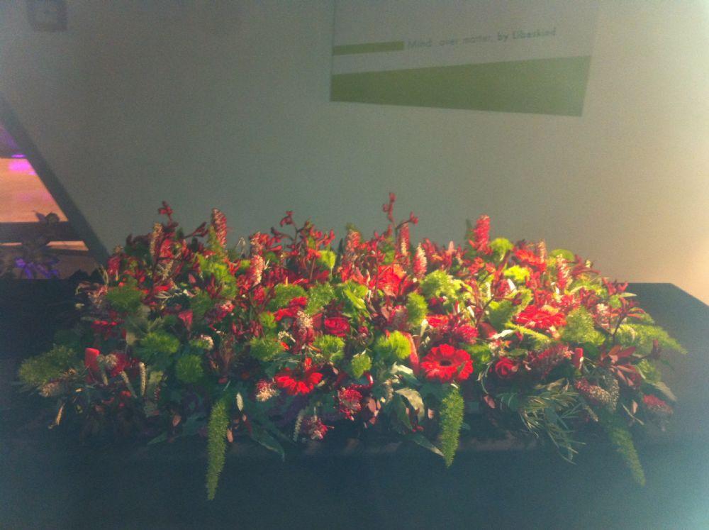 הדגמות - פורמה עם פרחים